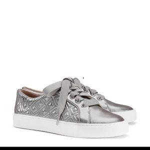 cb35a4c3cf07 Tory Burch Shoes - Tory Burch Metallic Sneaker 8.5!